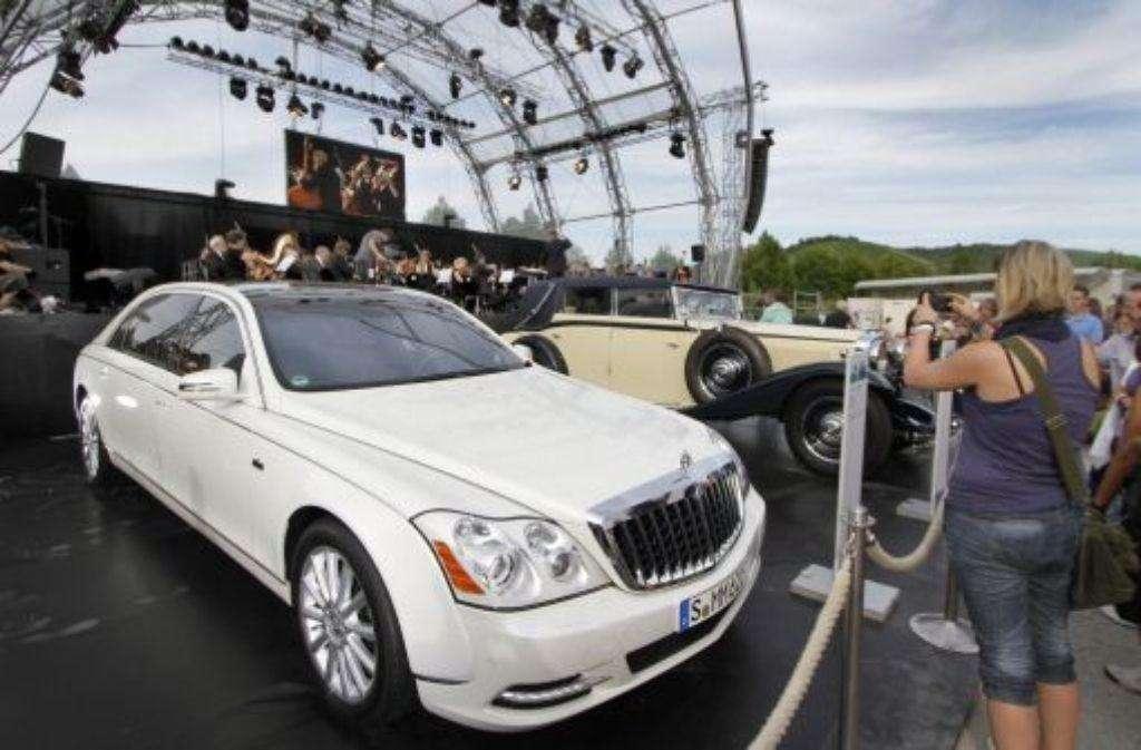 Mercedes Jubilaeumsnacht