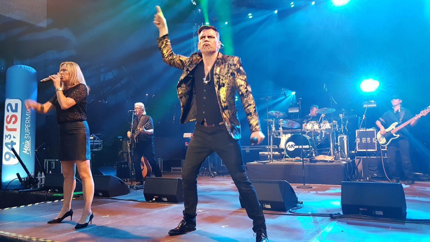 No Regrets - The Robbie Williams Show